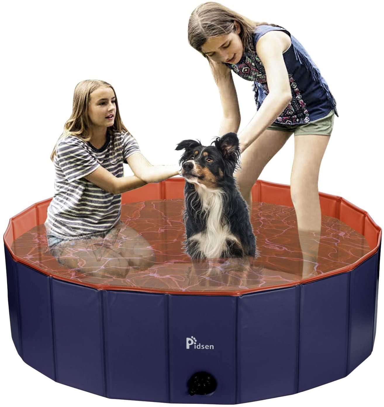 Pidsen-Swimming-Pool-Dog-Bath-Pets-Paddling-Pool