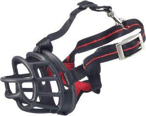 Top best dog muzzle for barking BASKER VILE DOG MUZZLE