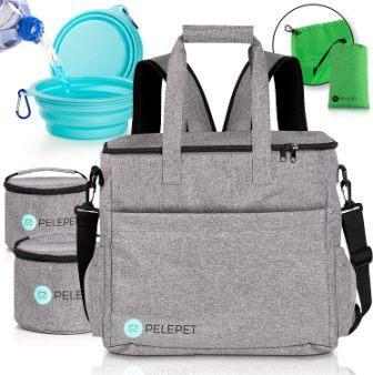 PELEPET dog backpack for travelling