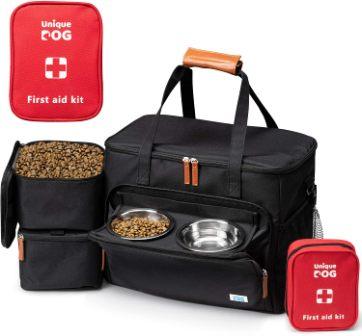 Best backpack for dog:unique travel Handbag style