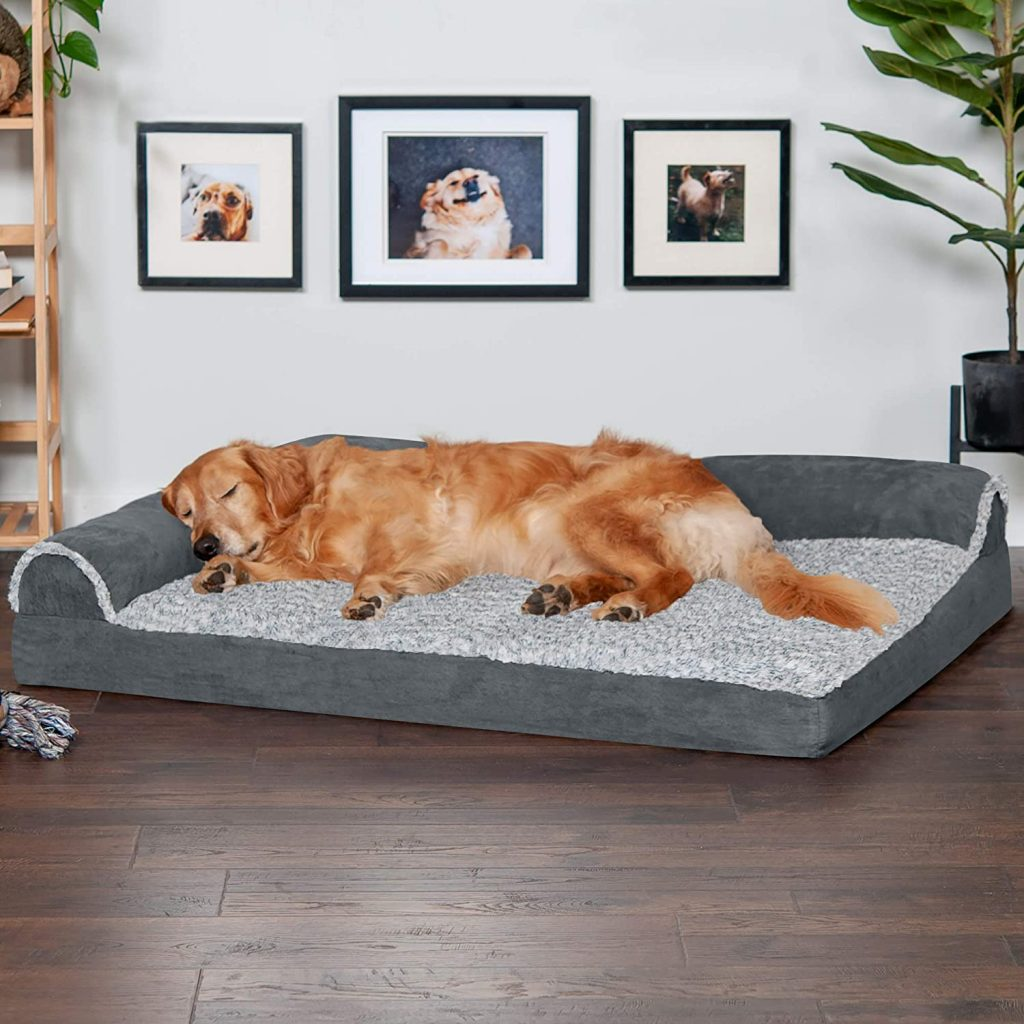 Puppy Heat Pad:Self-warming heating pad from Furhaven Pet