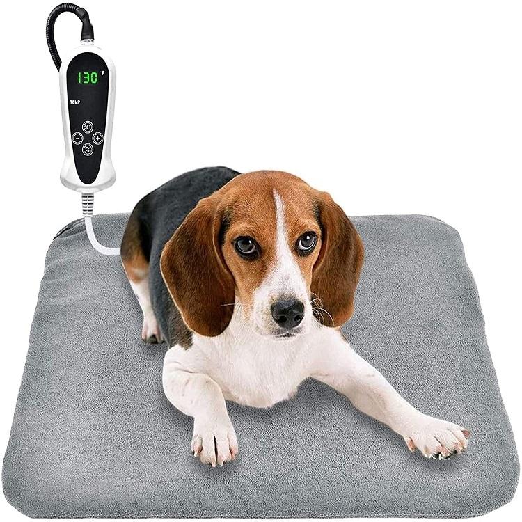 Puppy Heat Pad: RIOGOO Pet Heating Pad