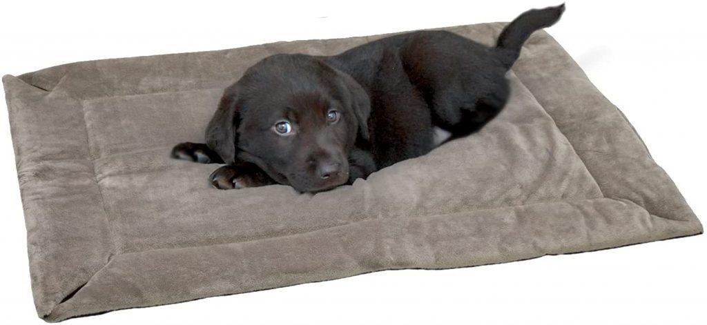Puppy Heat Pad:Self-Warming Pet Crate Pad